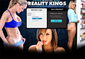 Reality kings log in